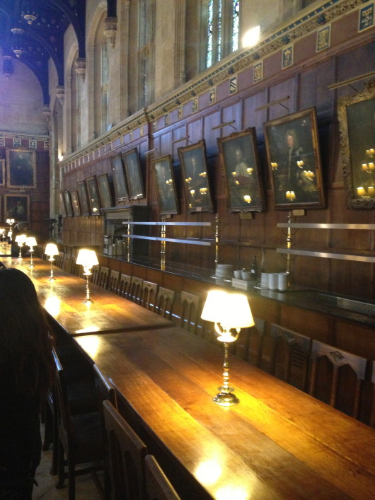 Hogwarts Dining Hall
